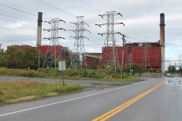 CR Huntley coal plant