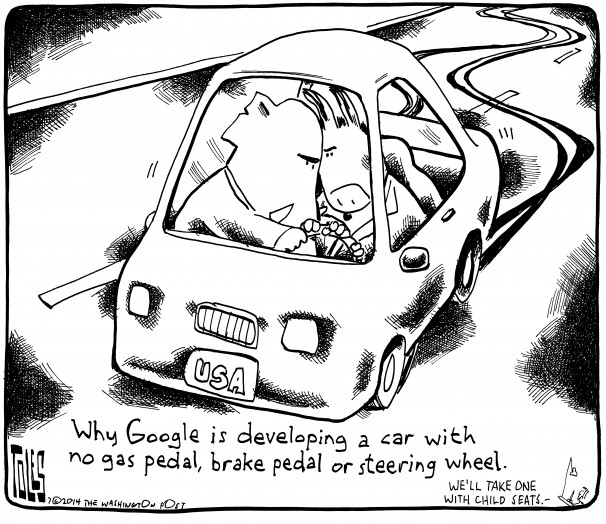 Why Google …