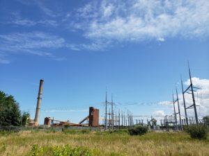somerset coal plant data center