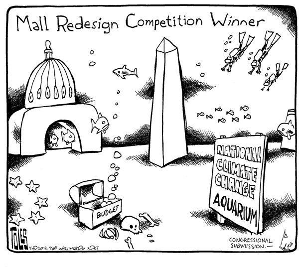 Mall redesign …