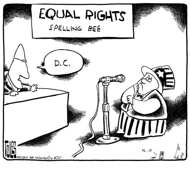 Equal rights …
